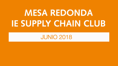 Mesa Redonda Robert Walters IE Supply Chain